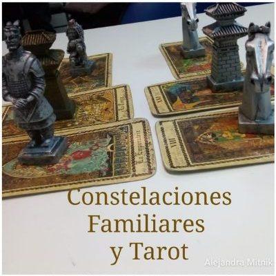 sesión constelaciones familiares tarot